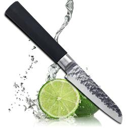 4 inch kitchen paring knife stainless steel