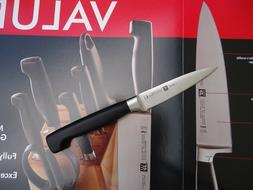 """NEW ZWILLING J.A. Henckels Four Star 4"""" Paring Knife 31070-1"""