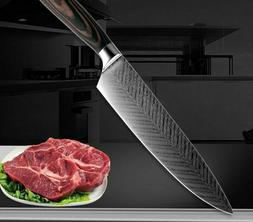 Damascus Stainless Steel Knife For Paring Filleting Kitchen