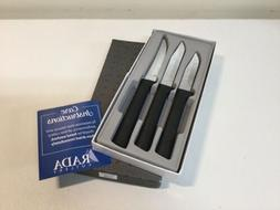 RADA CUTLERY G201 PARING KNIVES GALORE GIFT SET MADE IN USA