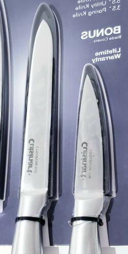 Cuisinart Steel Knife Covers handle