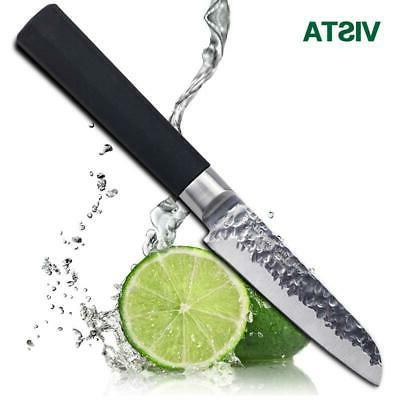 stainless steel 4 non stick paring knife