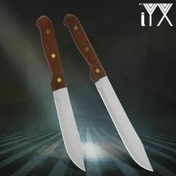 XYj Kitchen Knife Stainless Steel Sharp Paring Slicing Cutti